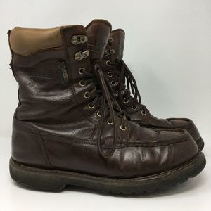L.L. Bean Kangaroo Upland Hunting Boots Size 9.5 W